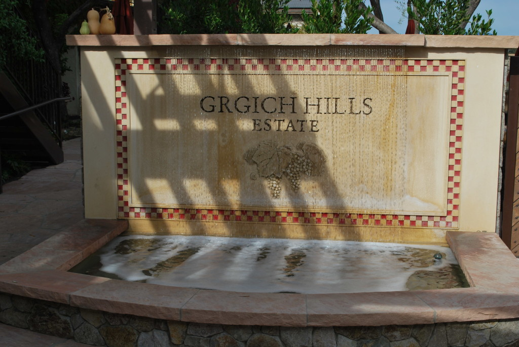 Girgich Hills Napa Valley
