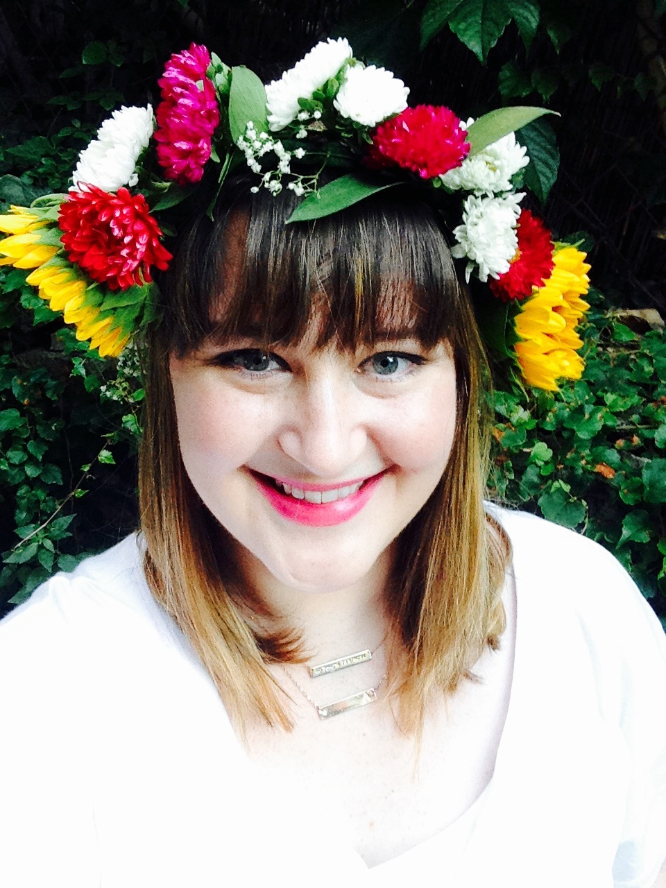 Diy flower crowns as told by ash and shelbs flower crowns izmirmasajfo Gallery