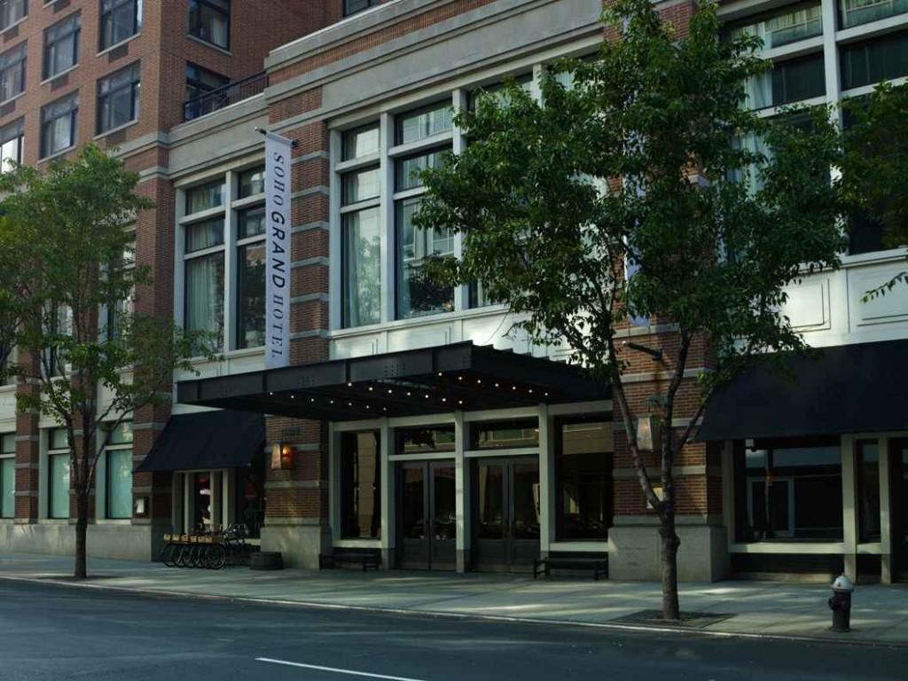 Crosby Hotel New York Soho