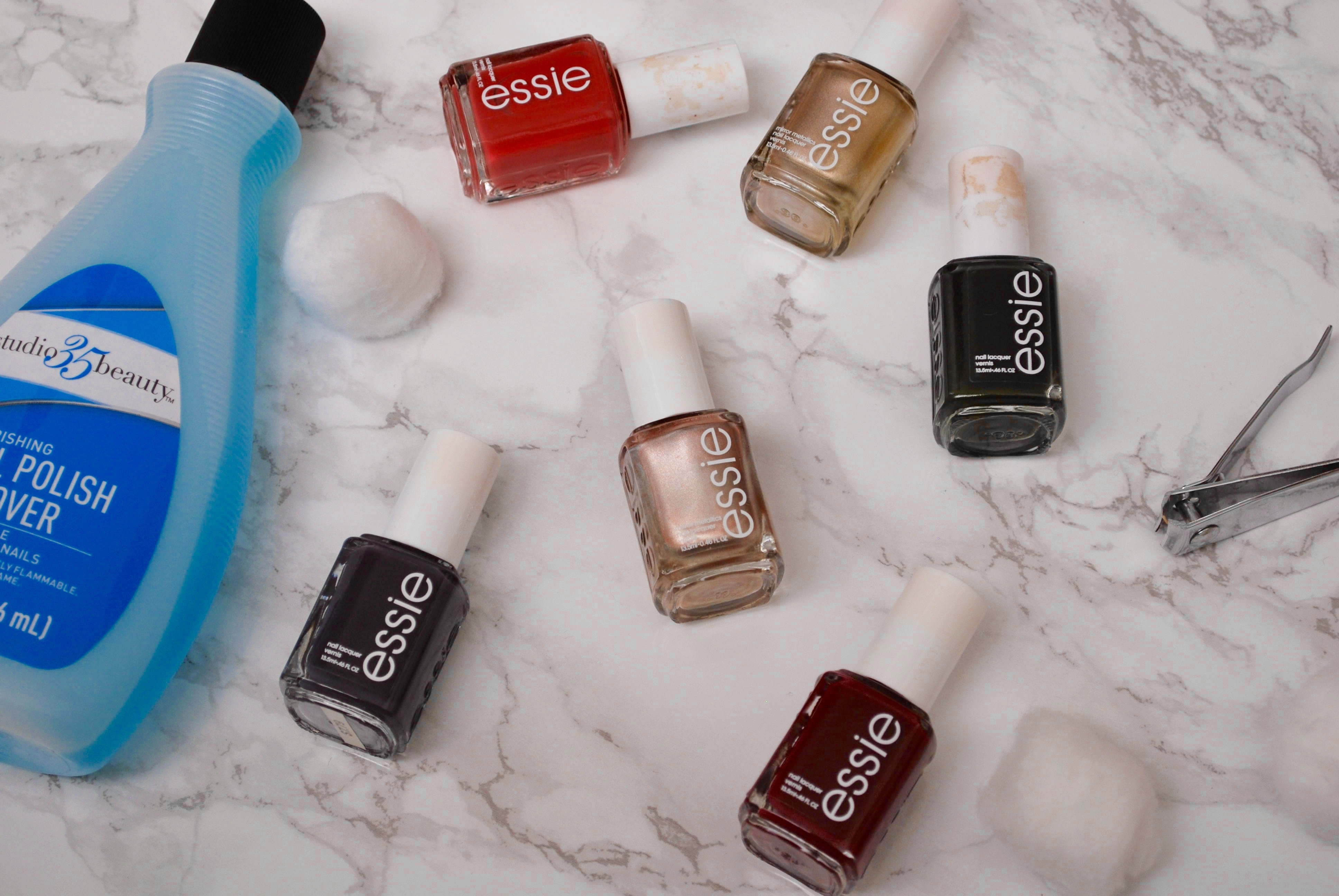 Fall Nail Polish | Essie - As Told By Ash and Shelbs