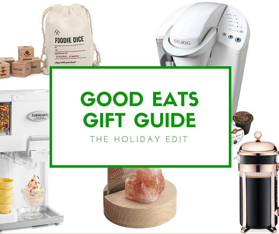 Good Eats Gift Guide