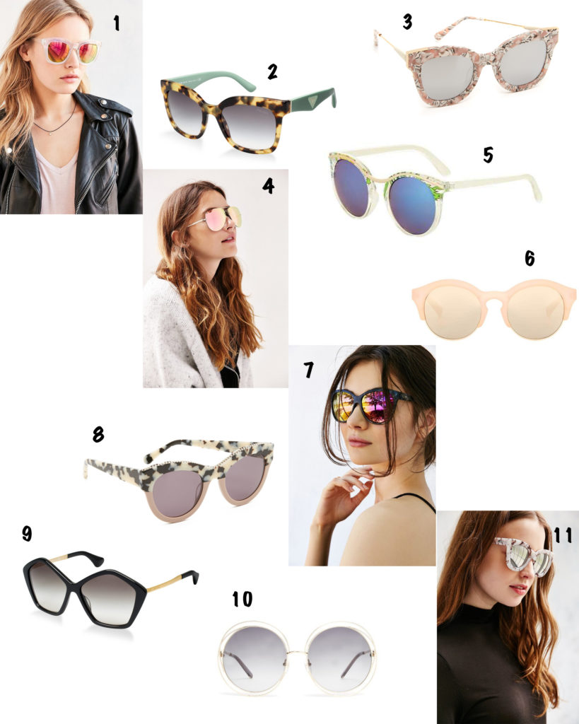 11 Sunnies We Have Our Eyes On