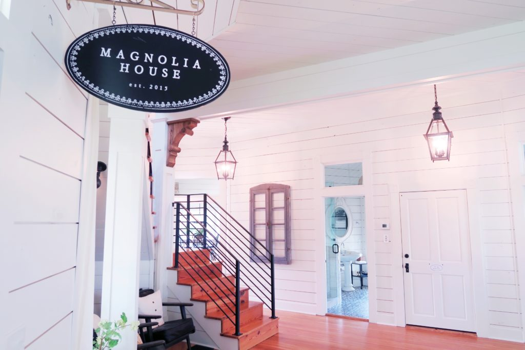 Fixer Upper Magnolia House As Told By Ash And Shelbs