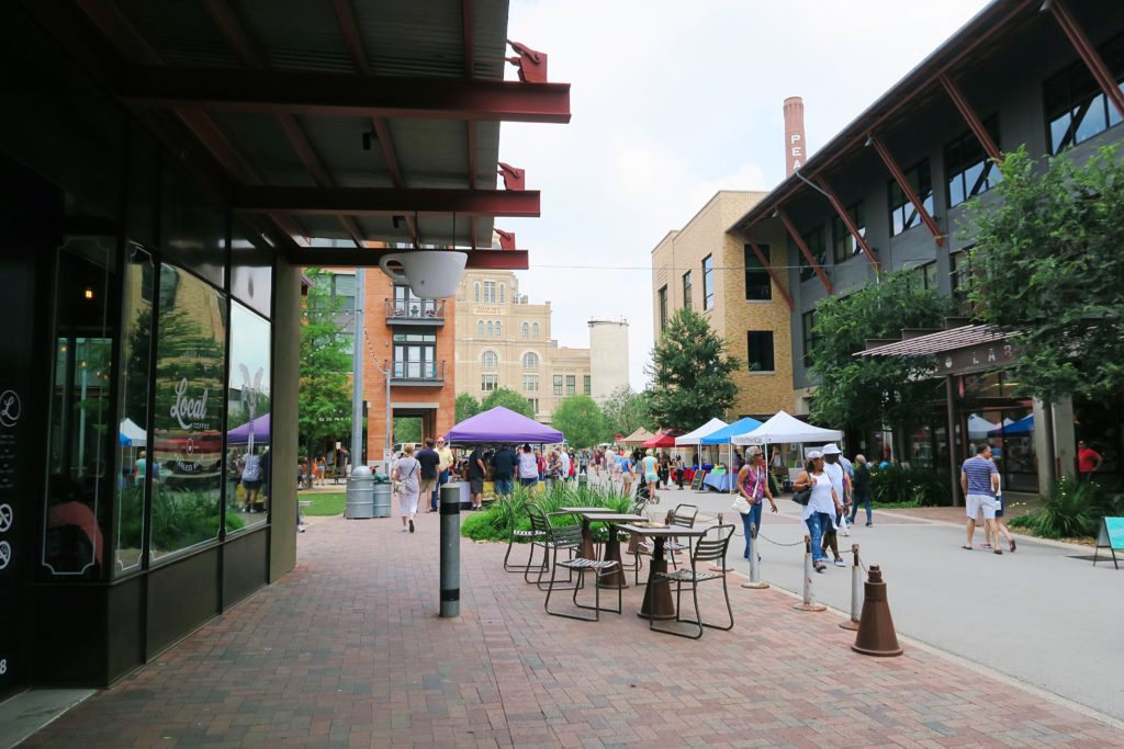 San Antonio | Pearl District