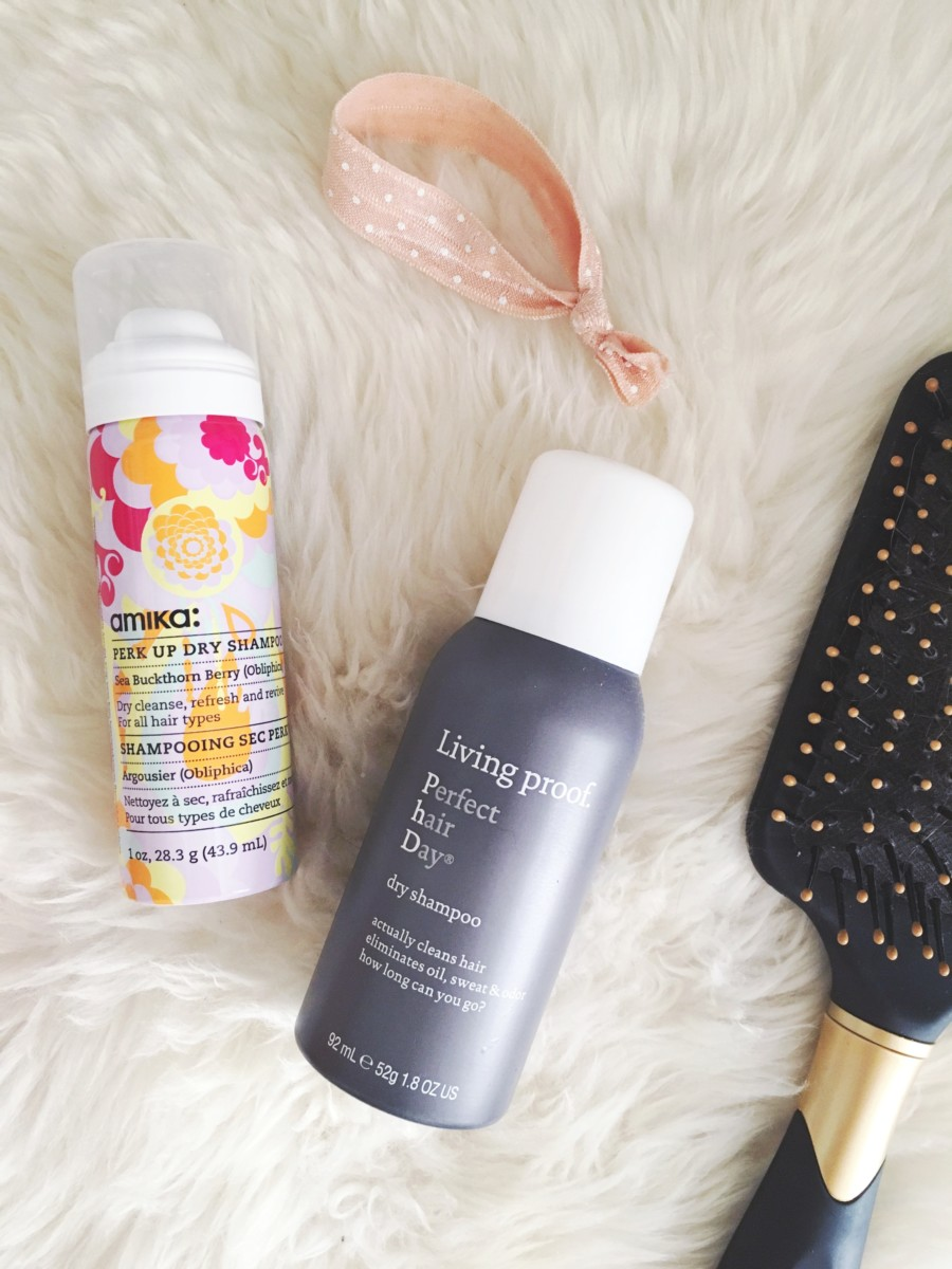 Dry Shampoo Roundup