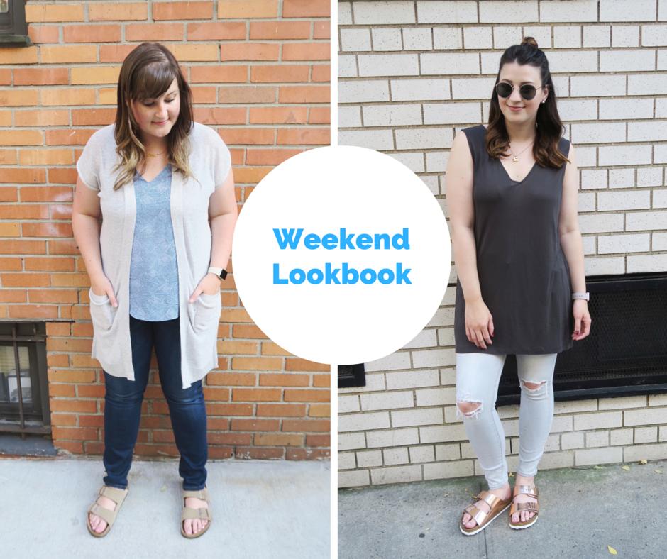 Weekend Lookbook | Summer