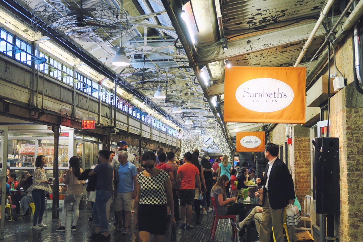 Chelsea Market & Chelsea Market - As Told By Ash and Shelbs