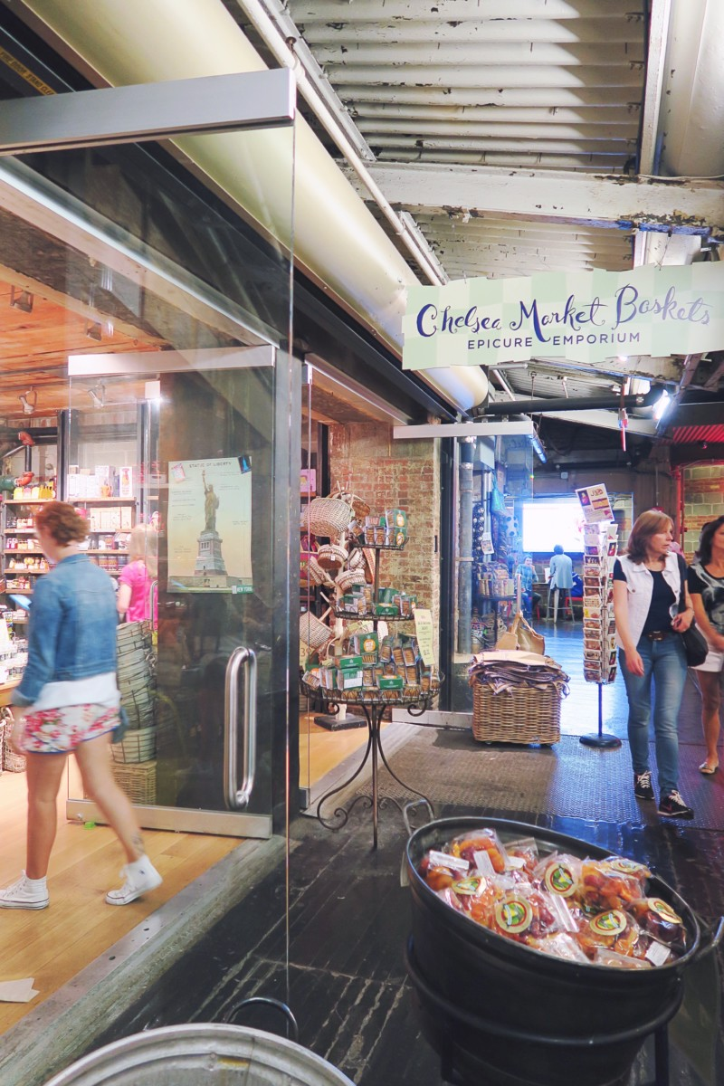 Chelsea Market - As Told By Ash and Shelbs