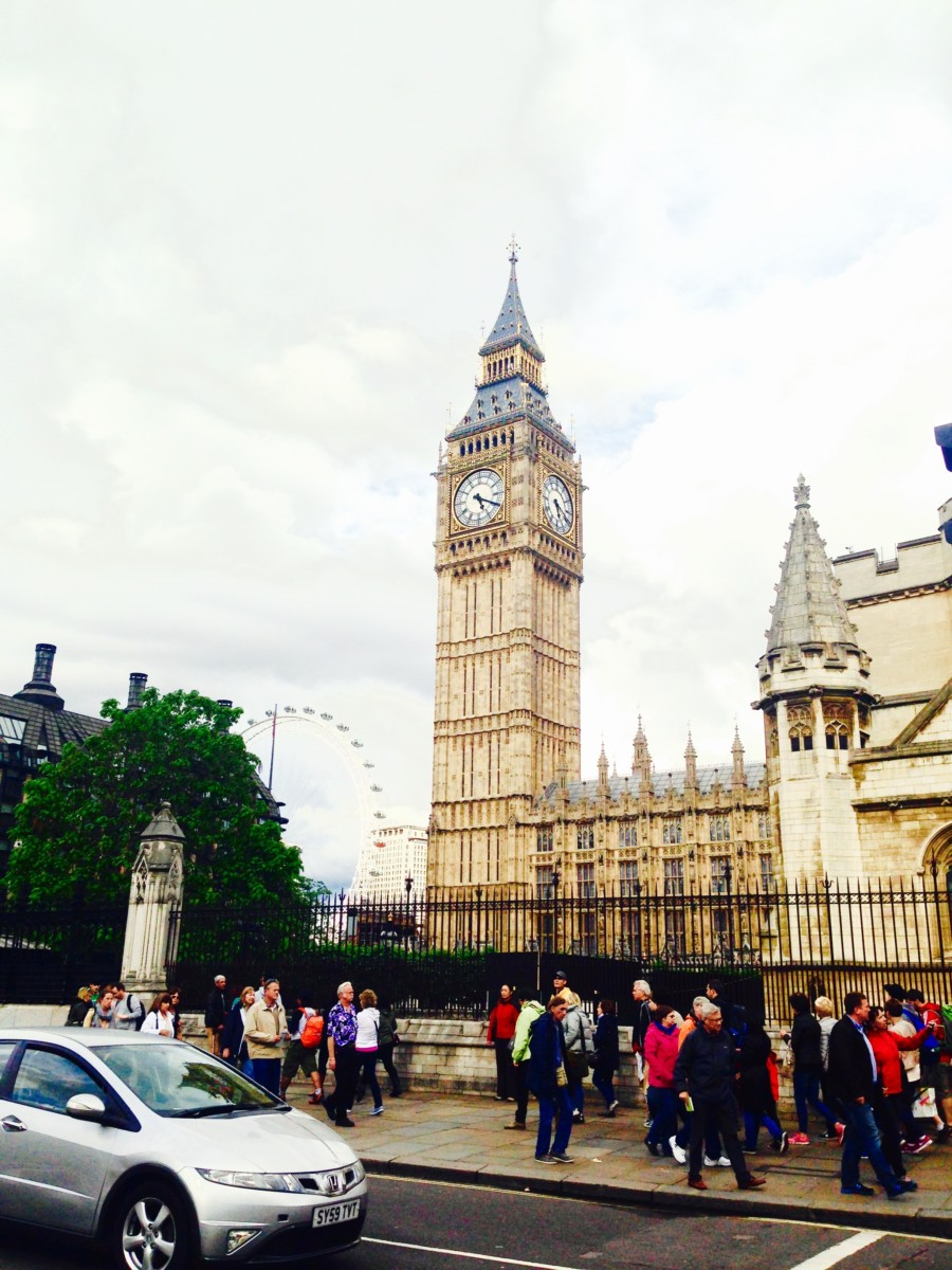 50 Things In London, England