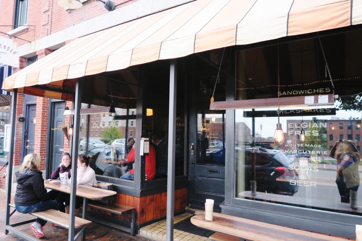 Portland, Maine | Food Diary