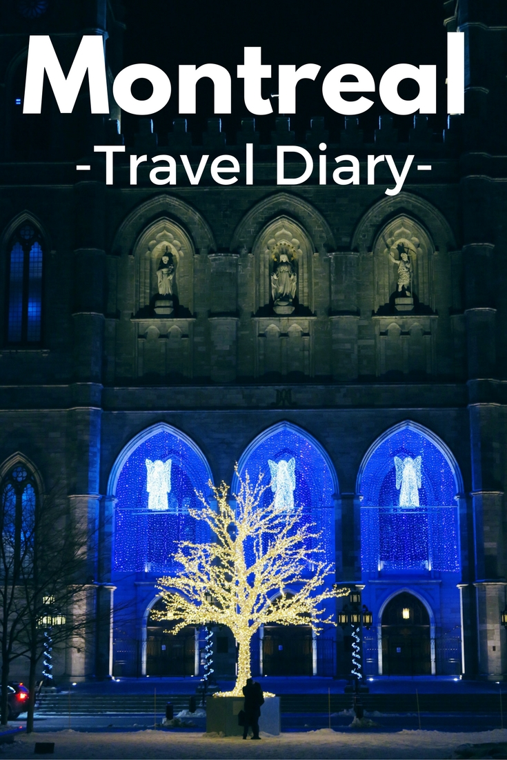 Montreal | Travel Diary