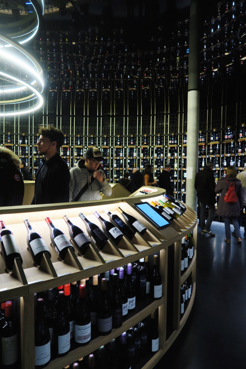 La Cité du Vin | Bordeaux