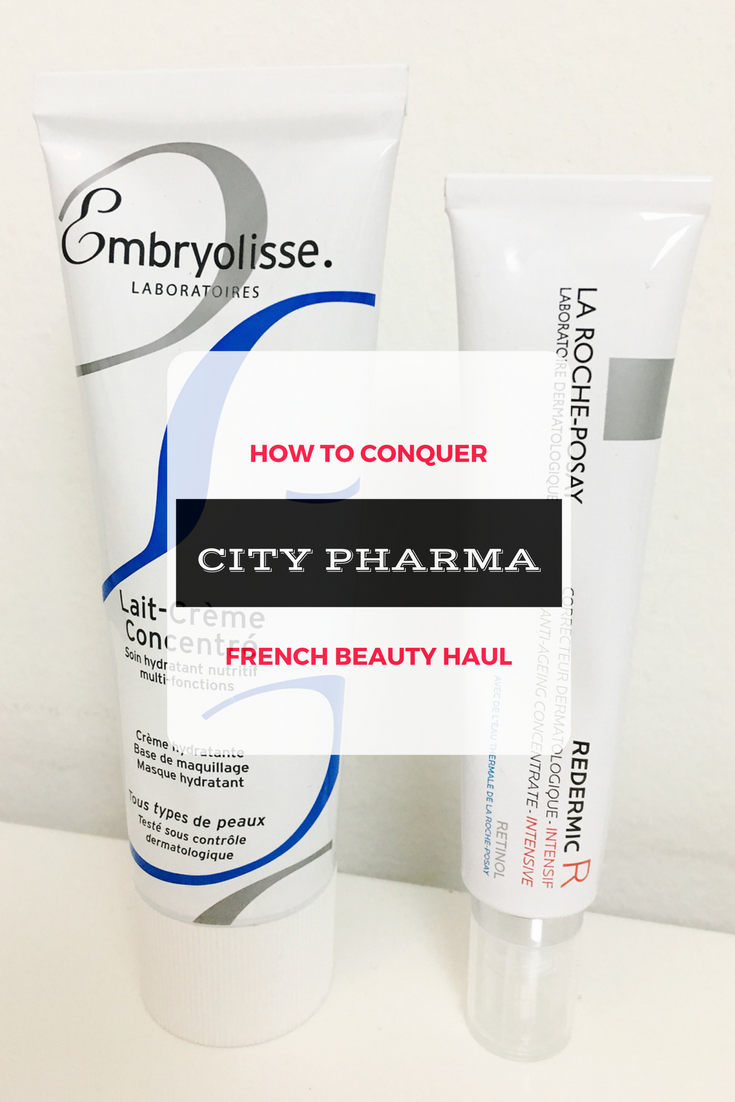 How To Conquer City Pharma