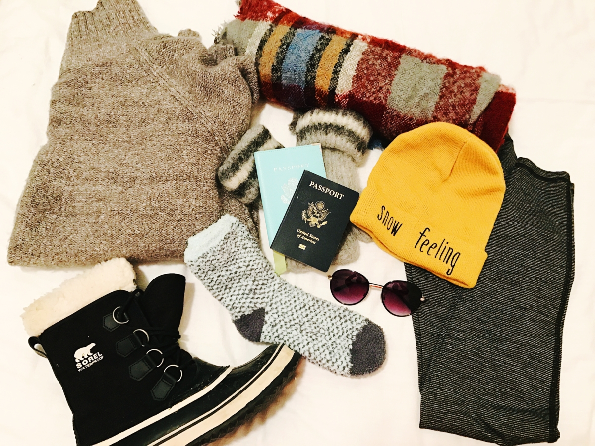What's In My Suitcase | Norway
