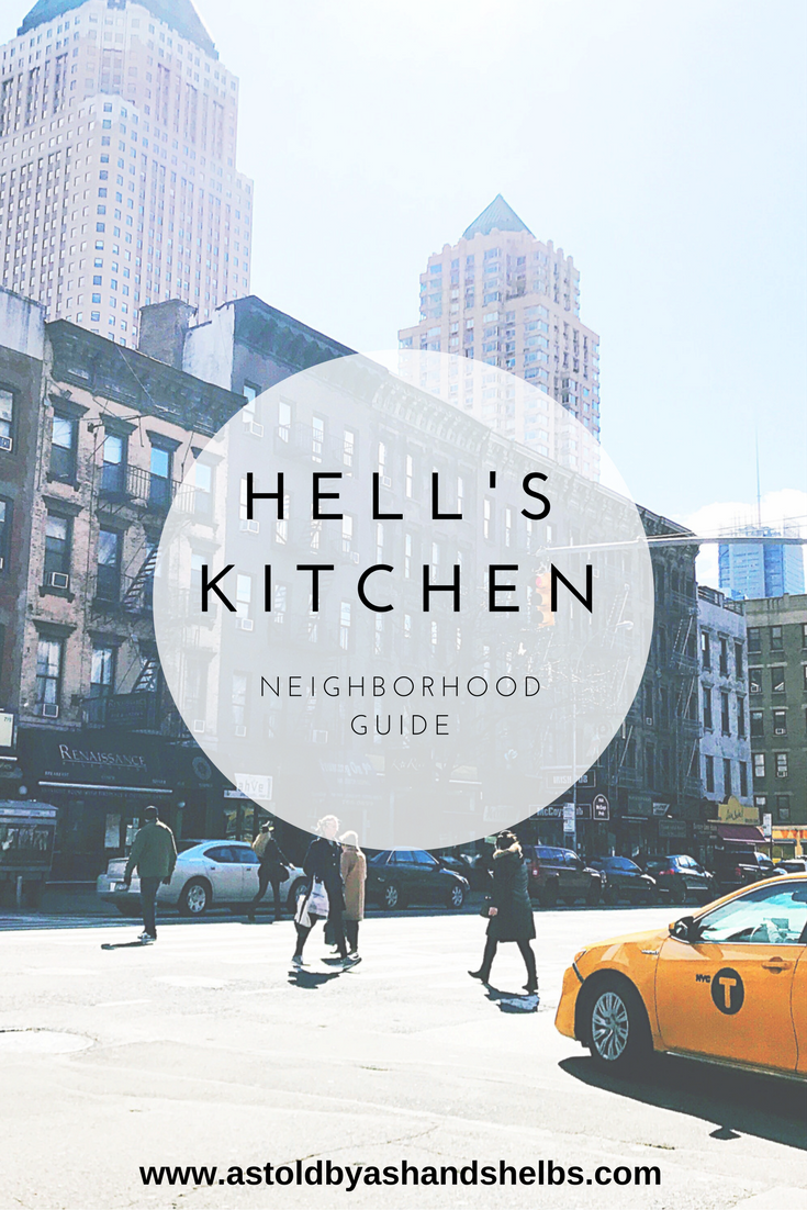 Neighborhood Guide | Hell's Kitchen