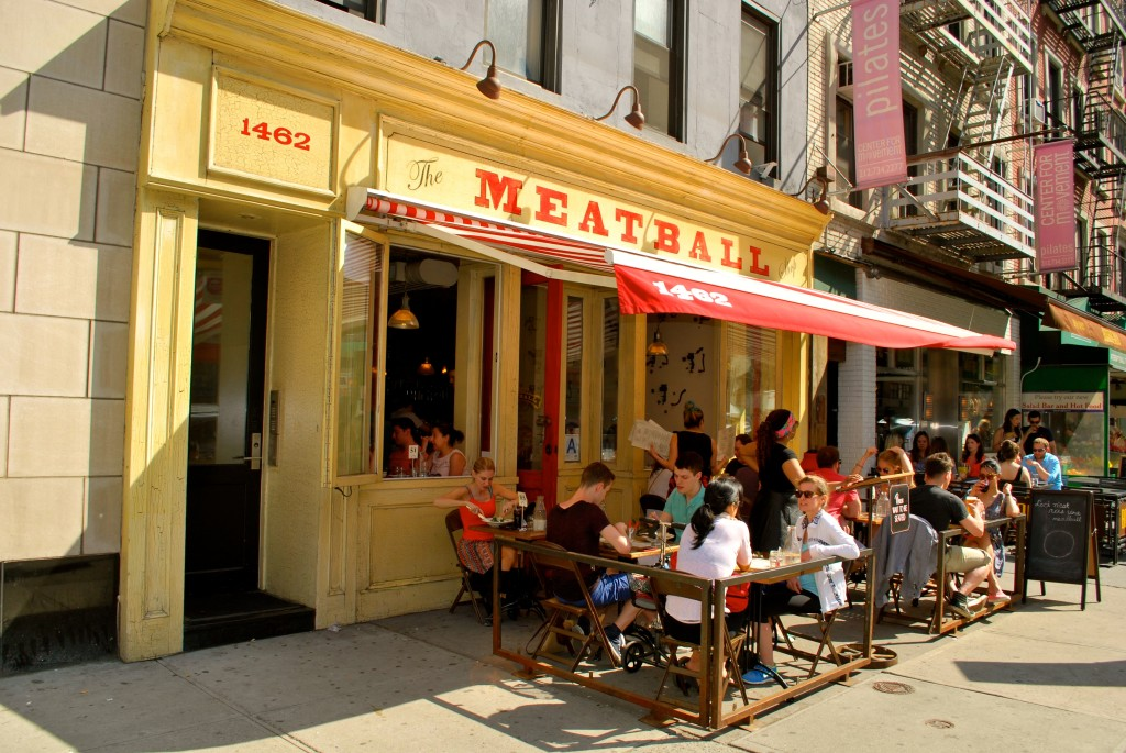 Meatball Shop