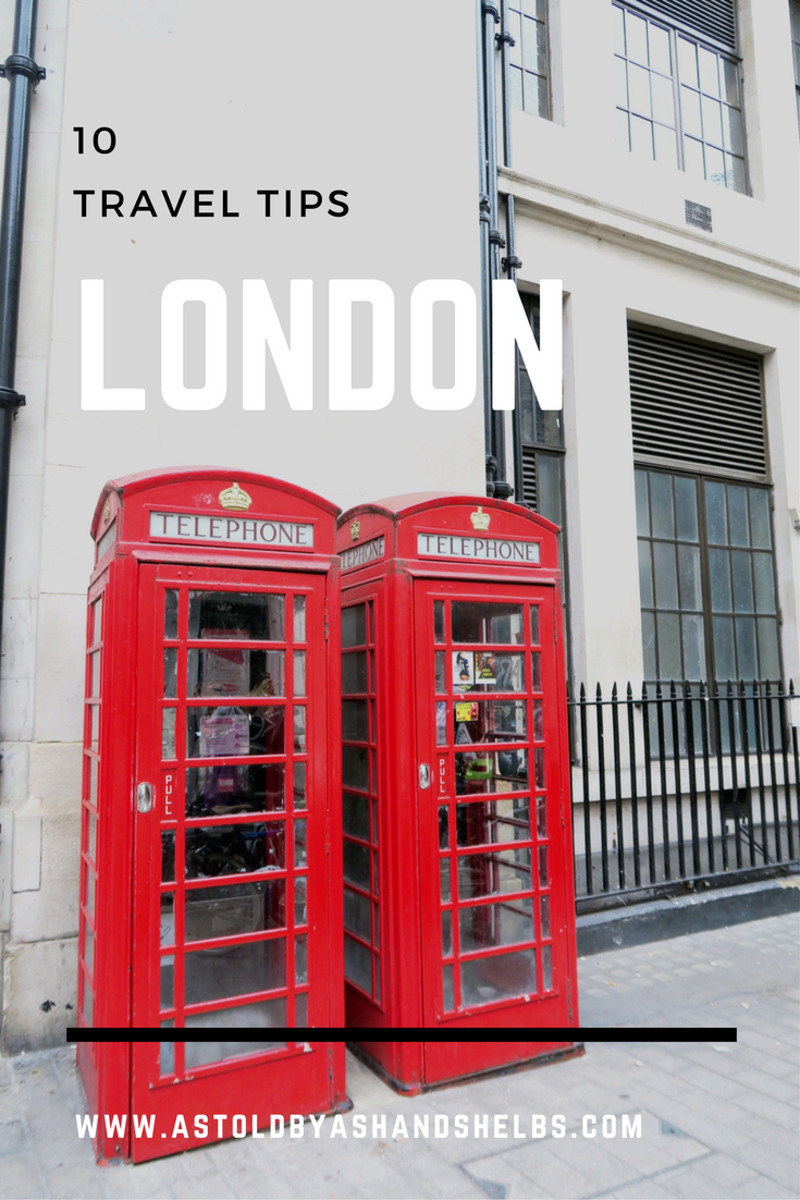10 Things To Know Before Going To London