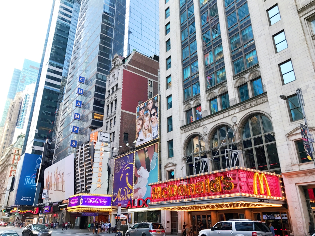 Neighborhood Guide | Times Square