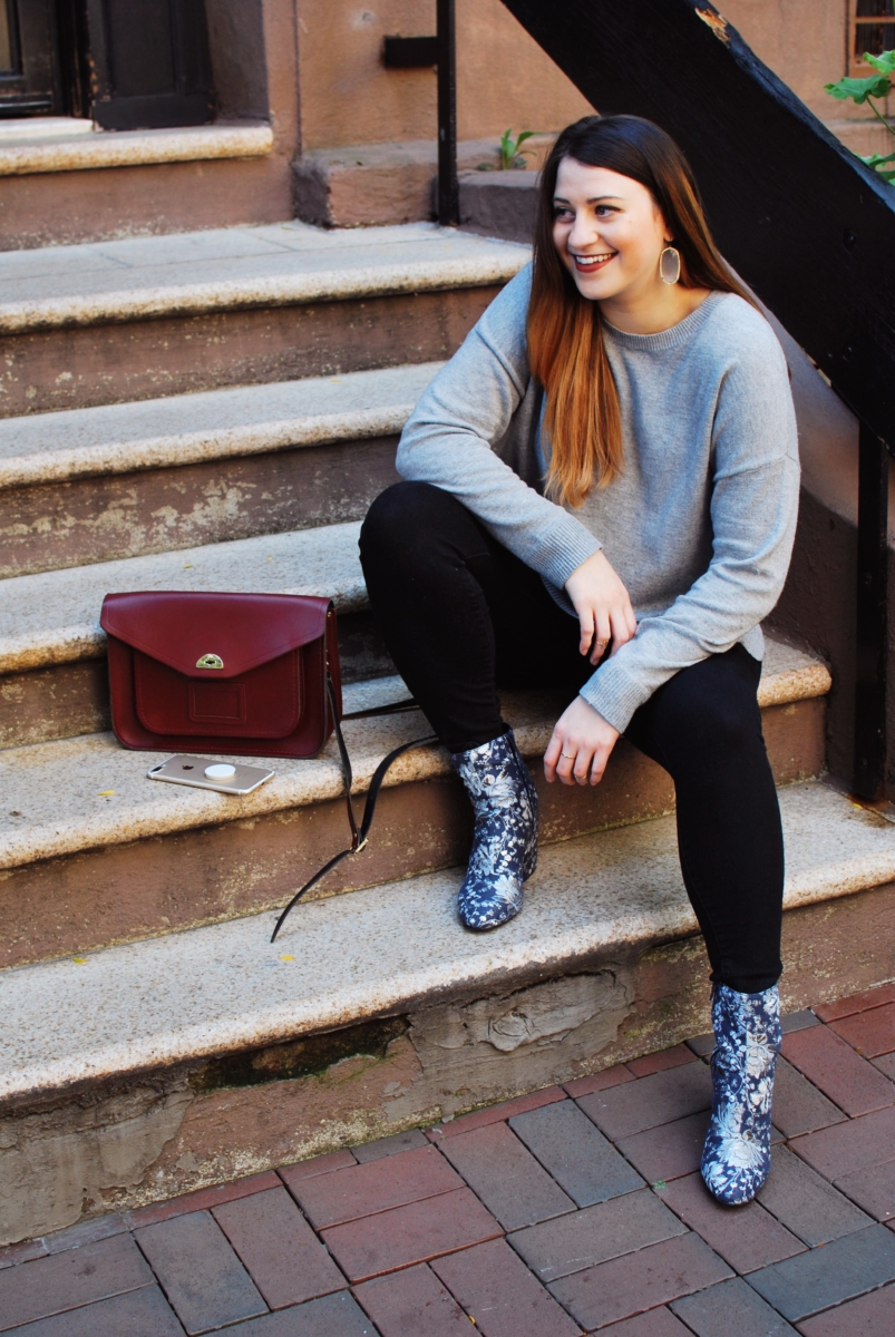 Statement Booties For Fall