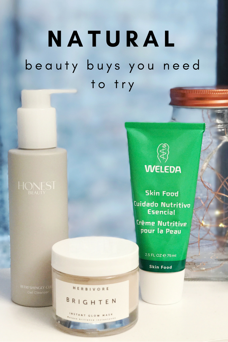 3 Natural Beauty Buys