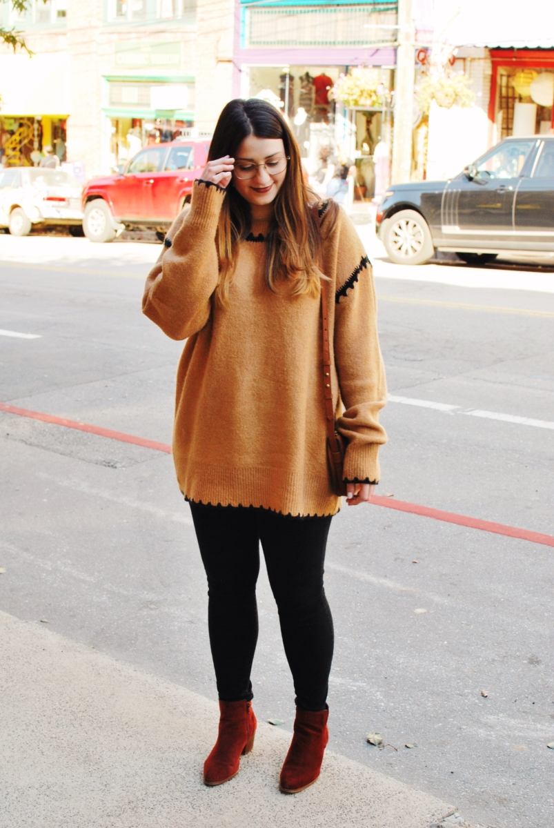 5 Reasons Why You Need An Oversized Sweater