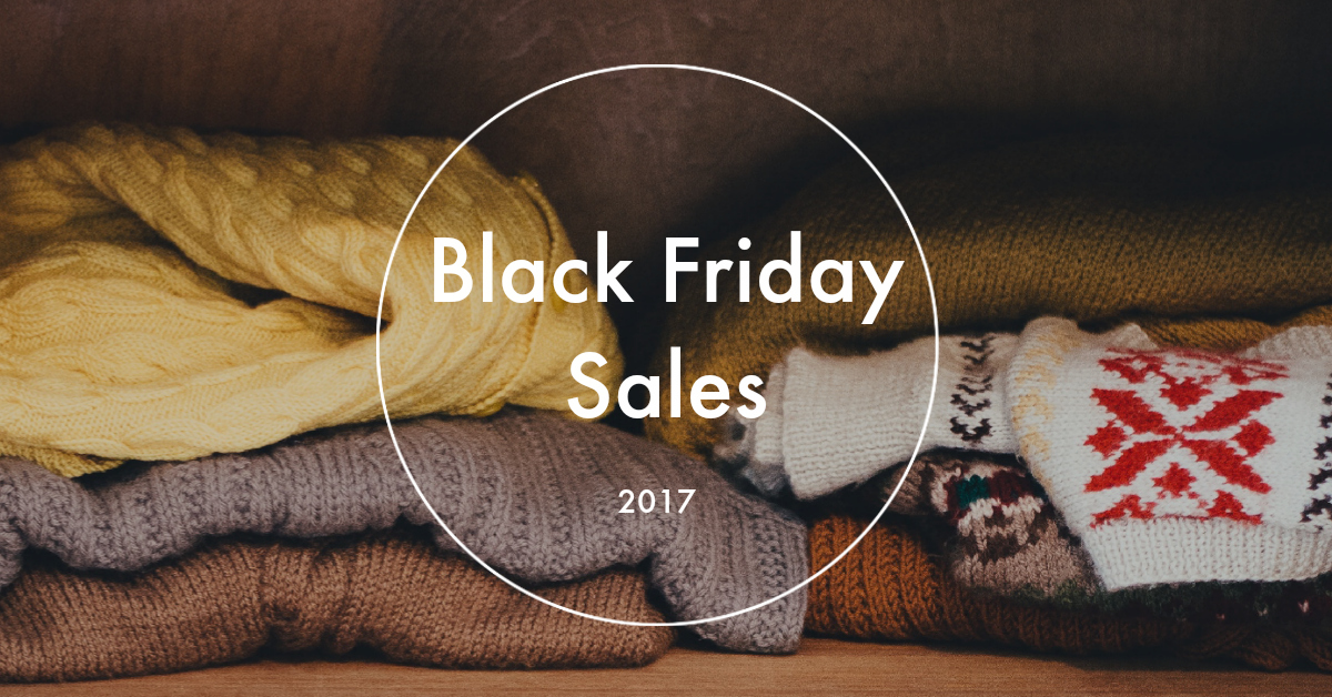 Our Favorite Black Friday Sales
