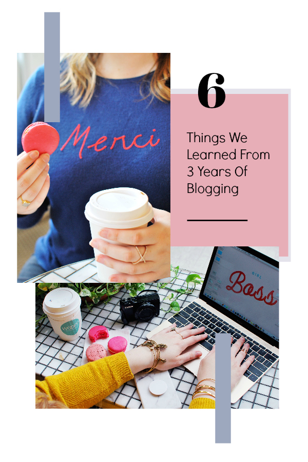 6 Things We Learned From Three Years Of Blogging