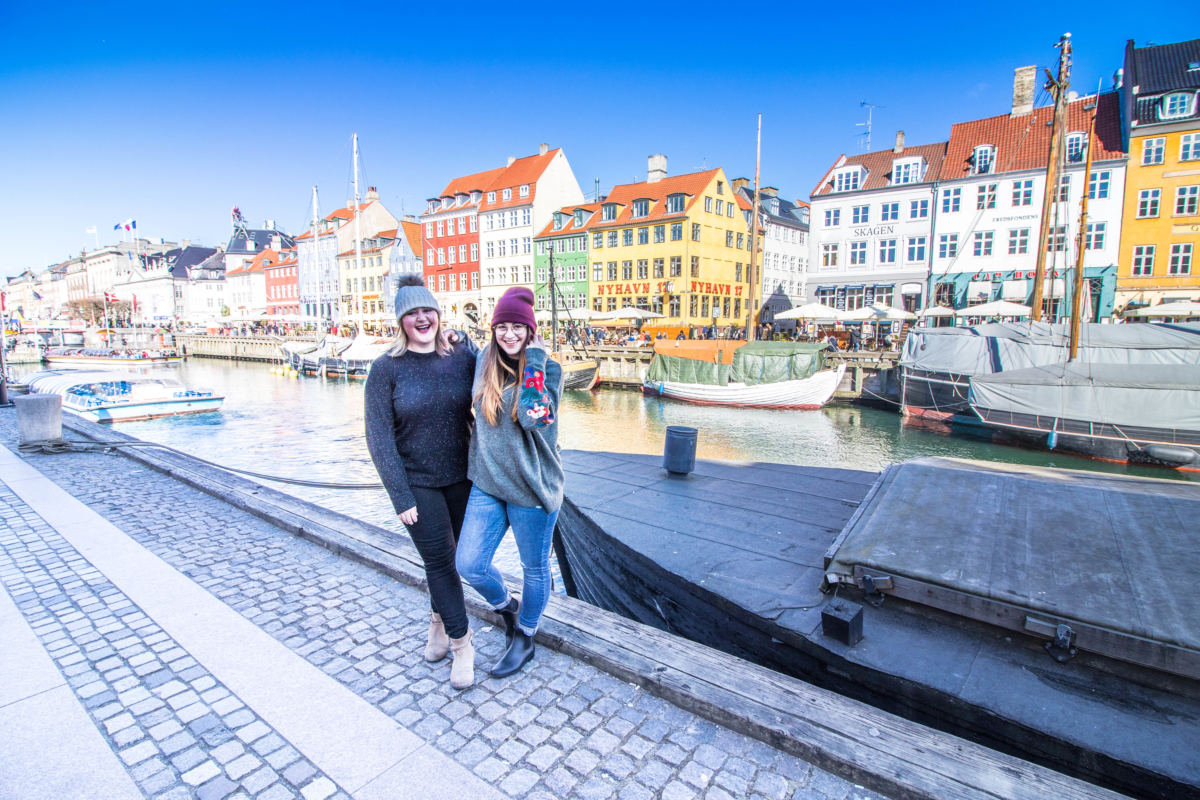 copenhagen denmark travel diary as told by ash and shelbs